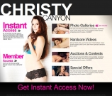 Visit Christy Canyon
