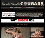 Visit Female Muscle Cougars