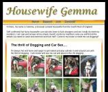 Visit Housewife Gemma