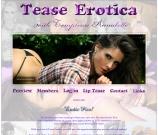 Visit Tease Erotica