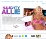 Naughty Allie Review