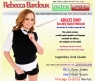 Rebecca Bardoux Online Review