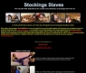 Stocking Slaves Review